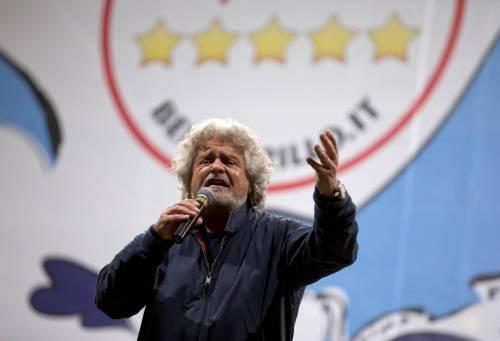 Adesso Grillo inveisce contro i tagli ai partiti