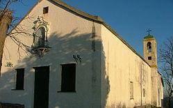 Il restauro del Santuario di Santa CroceTra Bogliasco e Pieve Ligure