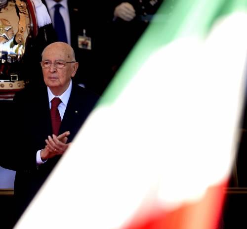 Bivio Italicum-Consulta Le trame di Napolitano per depotenziare il No