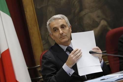 Il senatore Gaetano Quagliariello