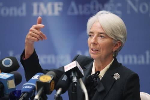 Fmi: ipotesi prelievo forzoso per risanare il debito