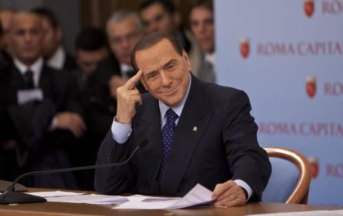 Berlusconi sfida Letta: avanti su Imu, Iva e larghe intese