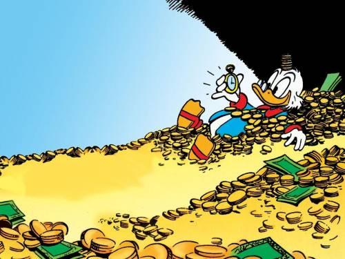 """È boom di """"paperoni"""" in Italia: i super ricchi sono 176mila e hanno 336 miliardi di dollari"""