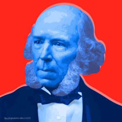 Spencer: la massima libertà? Ignorare lo Stato