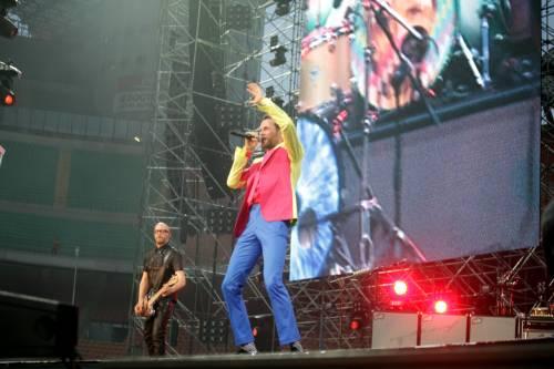 Jovanotti in concerto a Milano