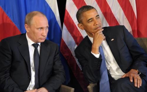 La vera guerra è tra Obama e Putin