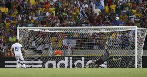 L'Italia cede alla Spagna solo ai calci di rigore Sfuma dal dischetto la finale contro il Brasile