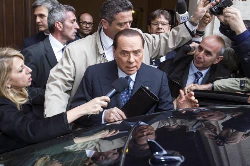 Ecco cosa succede se arrestano Berlusconi
