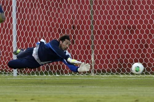 Confederations Cup, l'Italia batte l'Uruguay ai rigori: è terza