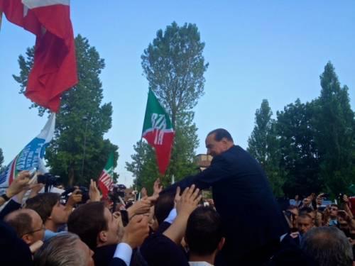Berlusconi è un leader anche senza seggio