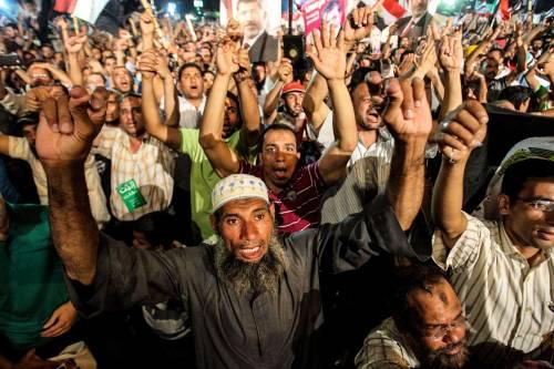 Sulla piazza araba perde la democrazia