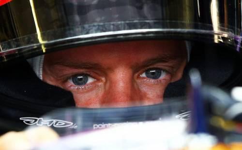 Vettel, com'è triste dominare il mondo