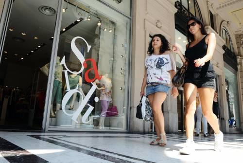 I saldi ai tempi della crisi: crollano le vendite