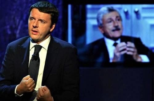 """D'Alema: """"Letta sosterrà Renzi"""""""
