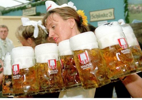 Lo spettro della legionella terrorizza l'Oktoberfest