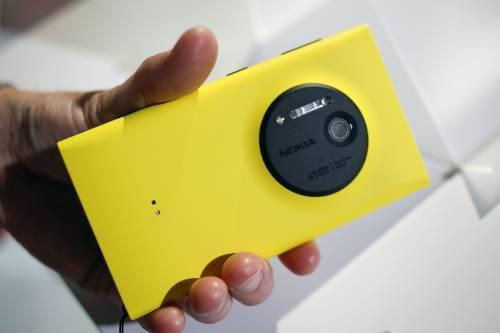 Ecco il Nokia Lumia 1020