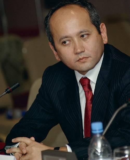 Mukhtar Ablyazov, oppositore del governo kazako