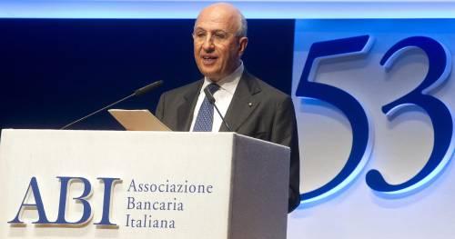 Il Giornale per l'Italia Lettera presidente Abi