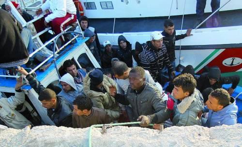 Ancora sbarchi di migranti