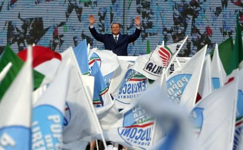 Berlusconi in silenzio attende la Cassazione Bari, altro blitz dei pm