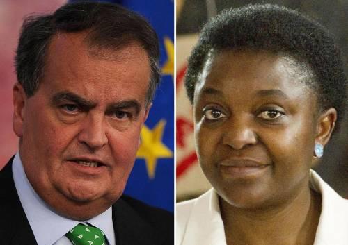 Calderoli supplica Kyenge: Mi tolga la macumba