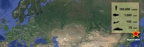 Russia, la più grande esercitazione militare dai tempi dell'Unione Sovietica