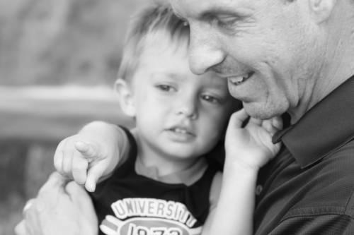 Papà, dove sei? L'importanza della figura paterna per i bambini