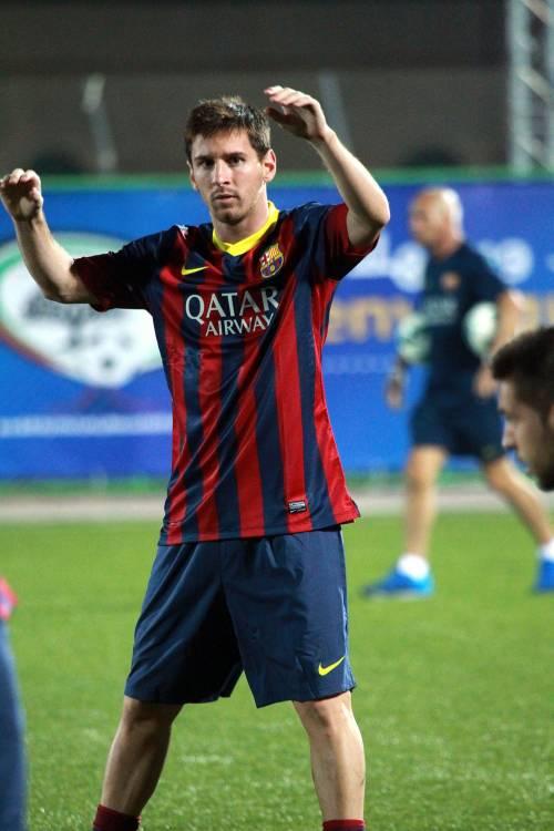 """""""Messi è autistico"""" Parola di Romario"""