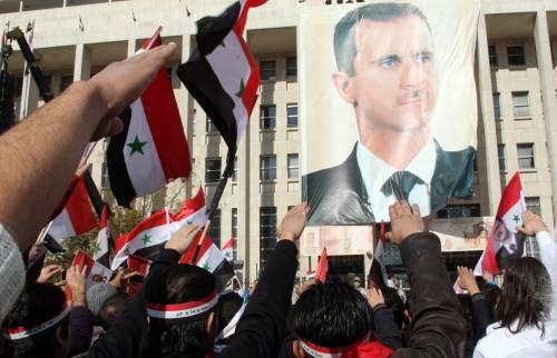 """La Siria prende in giro gli Usa Ma Kerry: """"Assad come Hitler"""""""