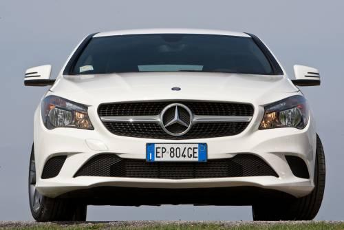 Mercedes-Benz CLA 220 CDI Sport
