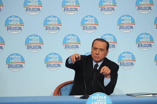 Il videomessaggio di Berlusconi slitta a domani