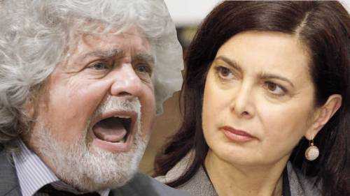 Boldrini sull'orlo di una crisi di nervi: chi mi critica offende tutte le donne