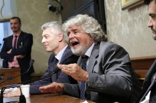 Grillo, condanna per diffamazione: 25mila euro all'ex sindaco di Asti