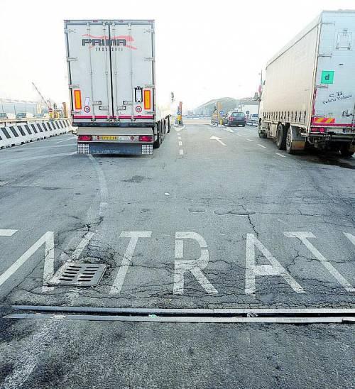 Camion in città, spunta l'ipotesi ticket Ma gli autotrasportatori dicono no