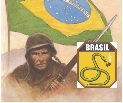 """Alla fine il """"cobra fumò"""" e il Brasiliani dichiarò guerra all'Asse"""