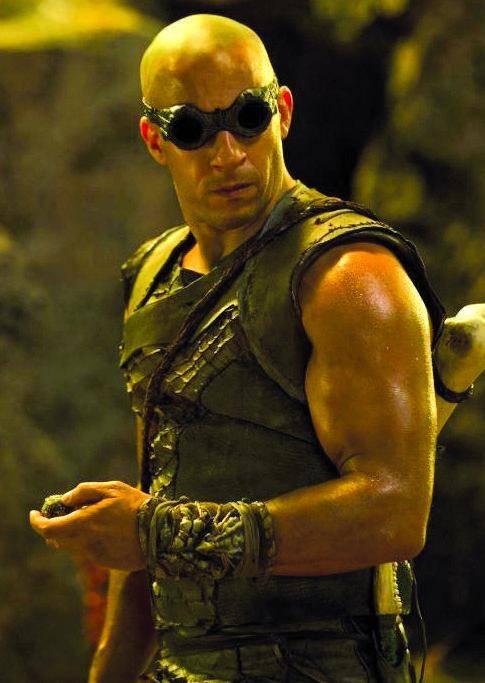 """Il film del weekend: """"Riddick"""""""