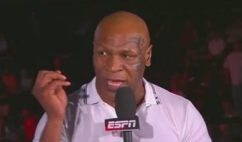 Tyson, che raddoppio: da cattivo a buono