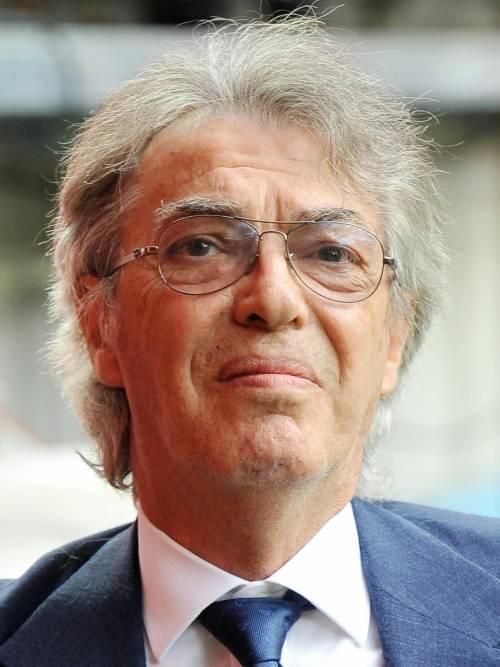 Vendere con calma l'Inter Il tour europeo di Moratti