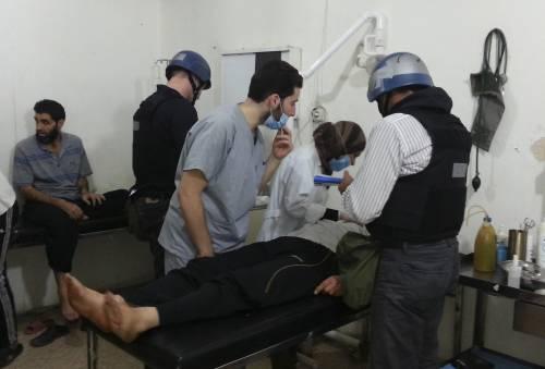 Armi chimiche, la Russia accusa i ribelli. Ispettori torneranno in Siria