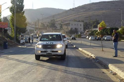 Tensione alta in Siria