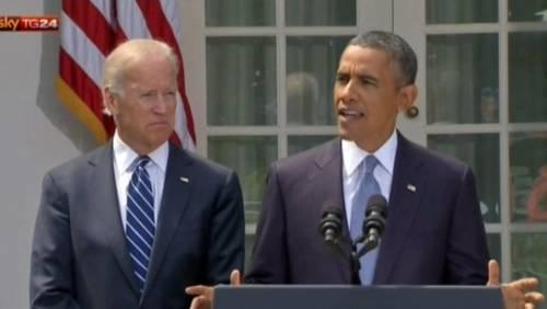 Obama: pronto l'attacco, ma non ora