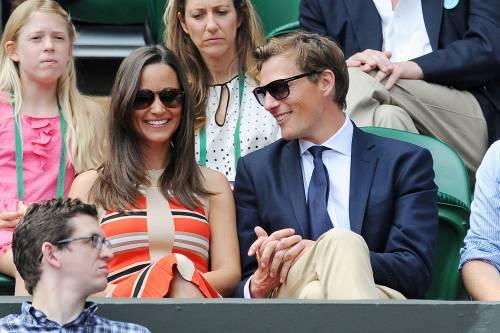 Il banchiere dopo il principe, infallibile mamma Middleton