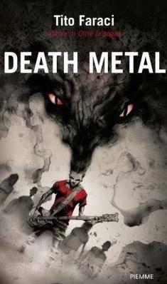 Arriva «Death Metal» Il libro più spietato  (e rock) per ragazzi