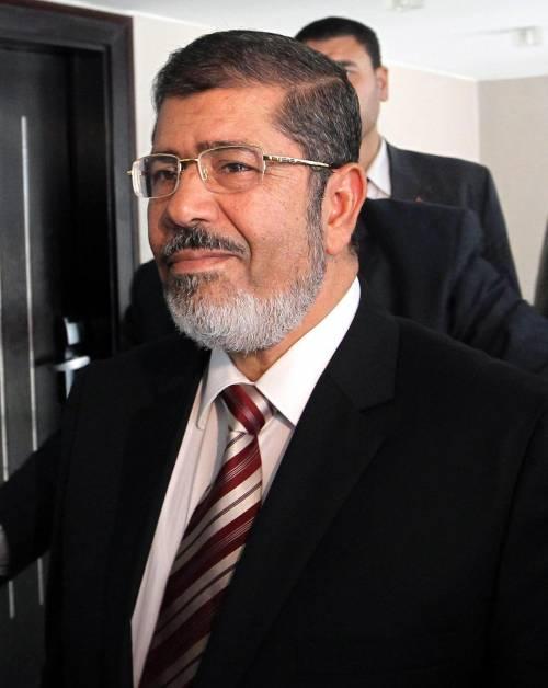 Morsi accusato di istigazione all'omicidio «Sono il vostro presidente, non rispondo»L'Egitto contro i Fratelli musulmani