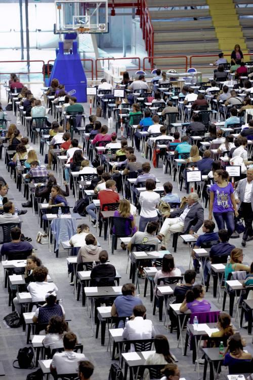 Test di ammissione a Medicina slla Seconda Università di Napoli