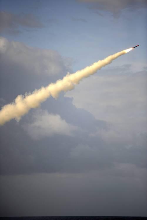 """Russia: """"Missili sul Mediterraneo"""". È un'esercitazione degli israeliani"""