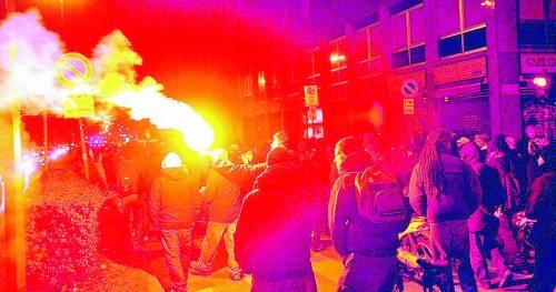 Festa di estrema destra I centri sociali pronti al combattimento