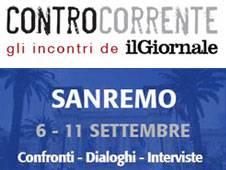 Da domani a Sanremo si naviga Controcorrente