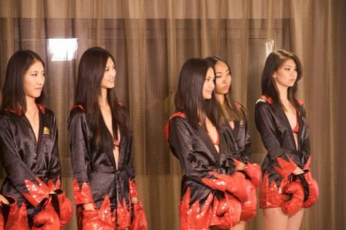 Modelle cinesi a Roma per un talent show all'insegna del made in Italy
