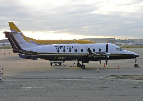 Tolosa - Malpensa con Twin Jet: 32 voli diretti a settimana